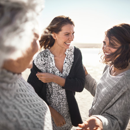 Guía Saludable Nutrición para mujeres según su edad