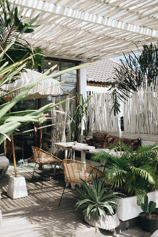 Tropical Veranda