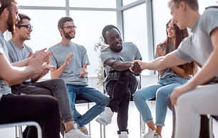 Group Therapy | Life & Wellness Couseling and Consulting, PLLC | With a holistic approach to therapy/counseling, Life & Wellness tailors therapy to fit the needs of each client served.