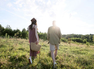 Couple in Nature