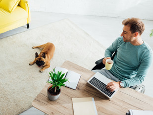 Tips for working from home productively
