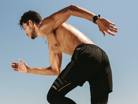 Want to Stay Healthy? Move More.