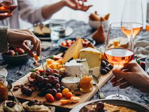 Wein meets Käse