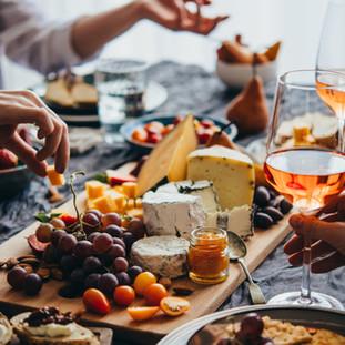 Degustazione di Vino e formaggi