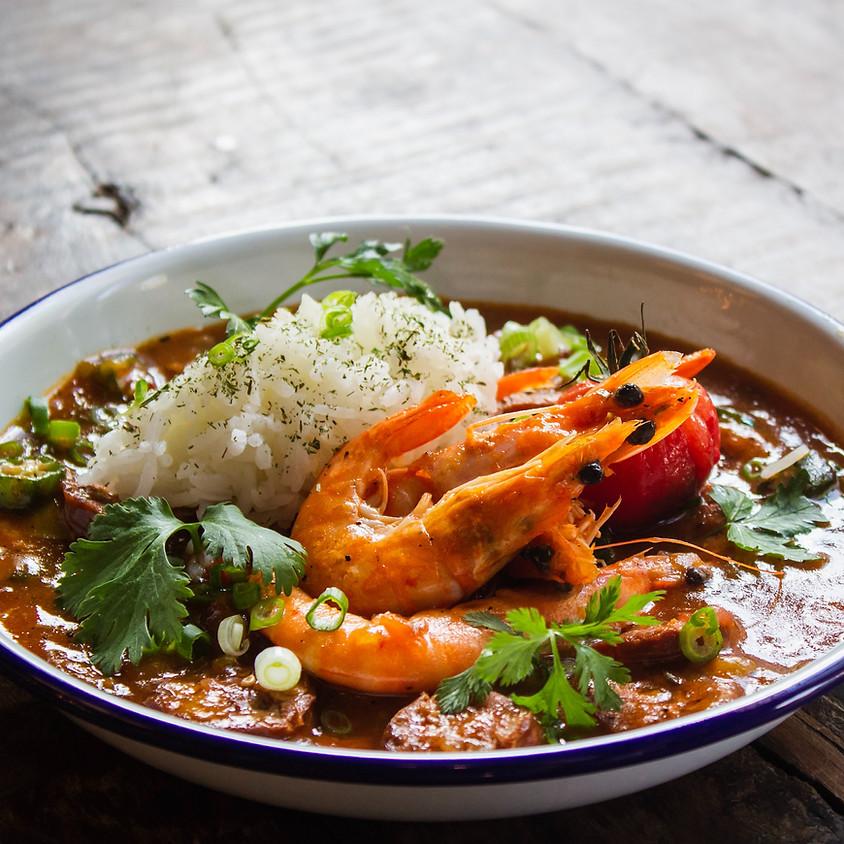 Brazilian Seafood Stew ~ 5:30 PM