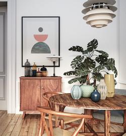 Diseño de todo tipo de Interiores