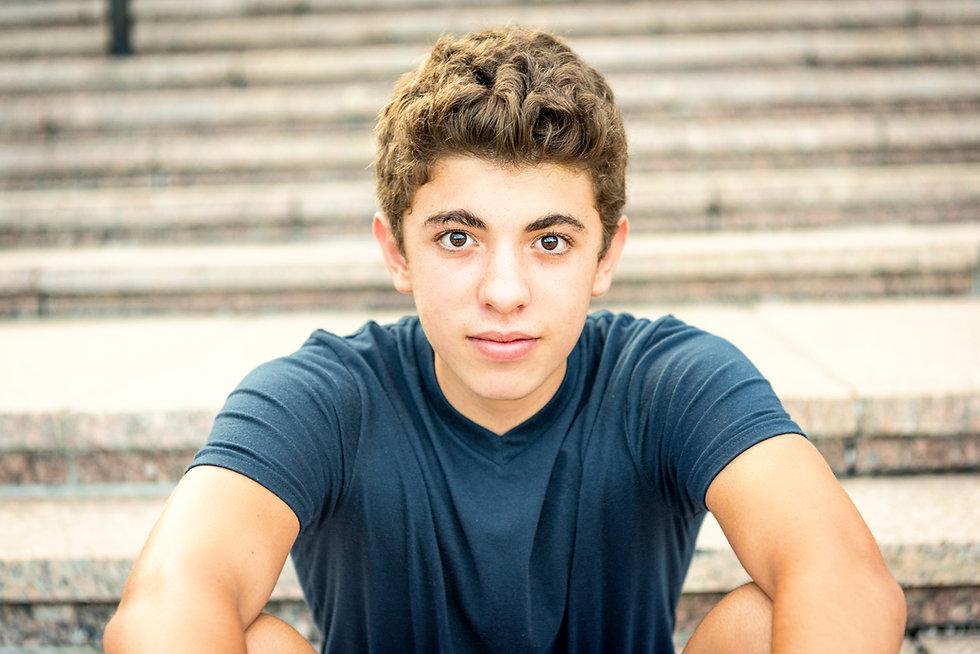 Male Teenager