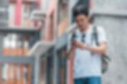 Voyageur de smartphone