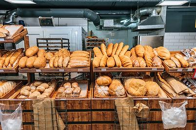 Seccion de pan