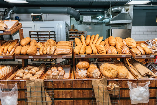 Seção de Pão