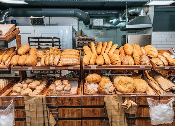 Выпечка хлеба | финансовая модель бизнес плана