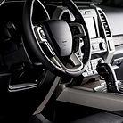 Intérieur d'automobile