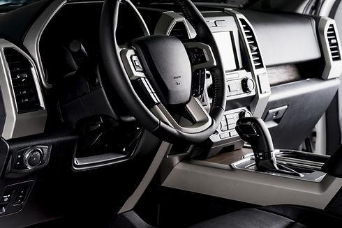Interior del automóvil
