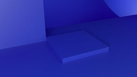 Cuadrado azul