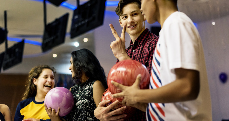 Happy Bowling Kids