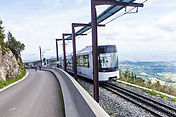 Rail Carriage Fans