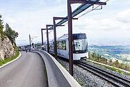 Train en circulation