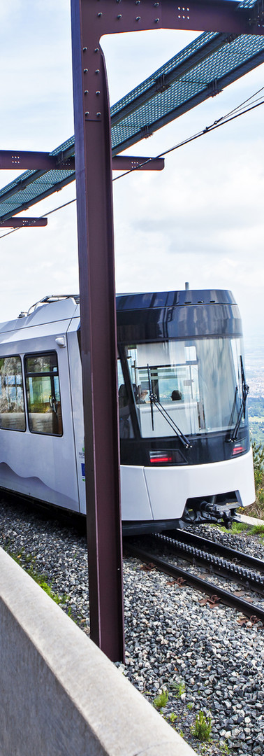 Alstom's hydrogen train successfully completes three months of testing in Austria