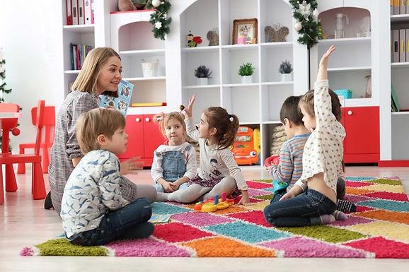 Certificate in English Preschool teaching