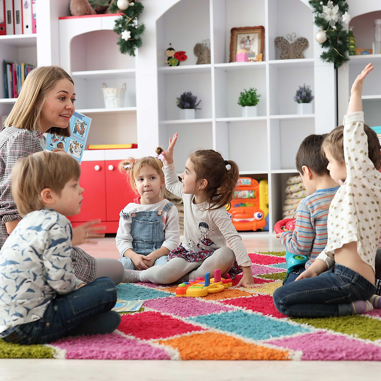 Classroom Management in Early Ed.