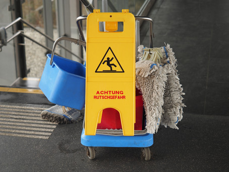 Slip and fall accidents,