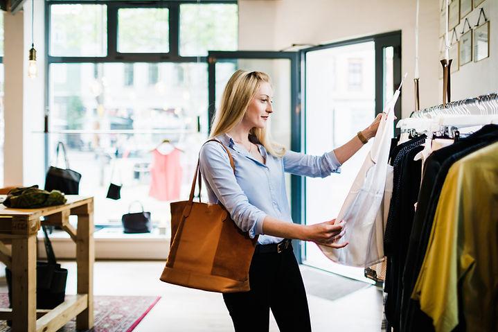 Einkaufsberatung Personal Shopper