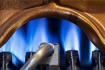 Furnace Flames