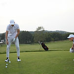 Golfeurs professionnels