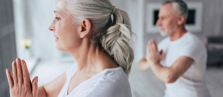 Healthy Aging in Stressful Times