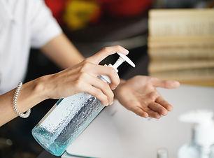 heasaron care flacon desinfecterende handgel 500mlmet pomp