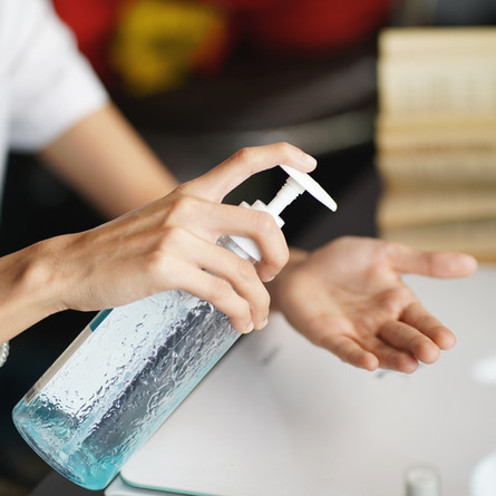 Hand Sanitizers, are they making you sick?