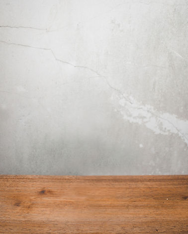 Spleet in de muur