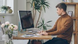 Dicas de como manter a postura correta e evitar lesões trabalhando de casa