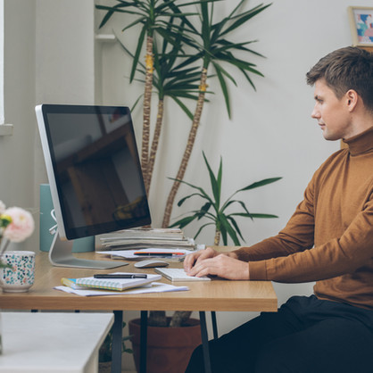 Making the Most of Work - Without Leaving Your Home