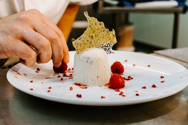 Elegant Cheese Dessert