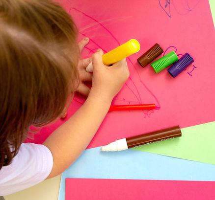 Nursery Drawing Class