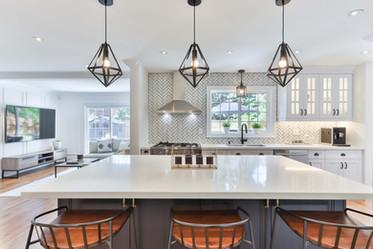 A Modern New Kitchen