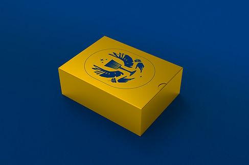 Paquete amarillo
