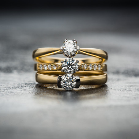 The Four Cs: What YOU Need to Know About Diamond Quality!
