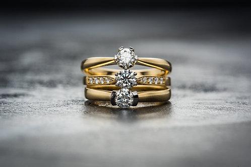 Women's wedding ring