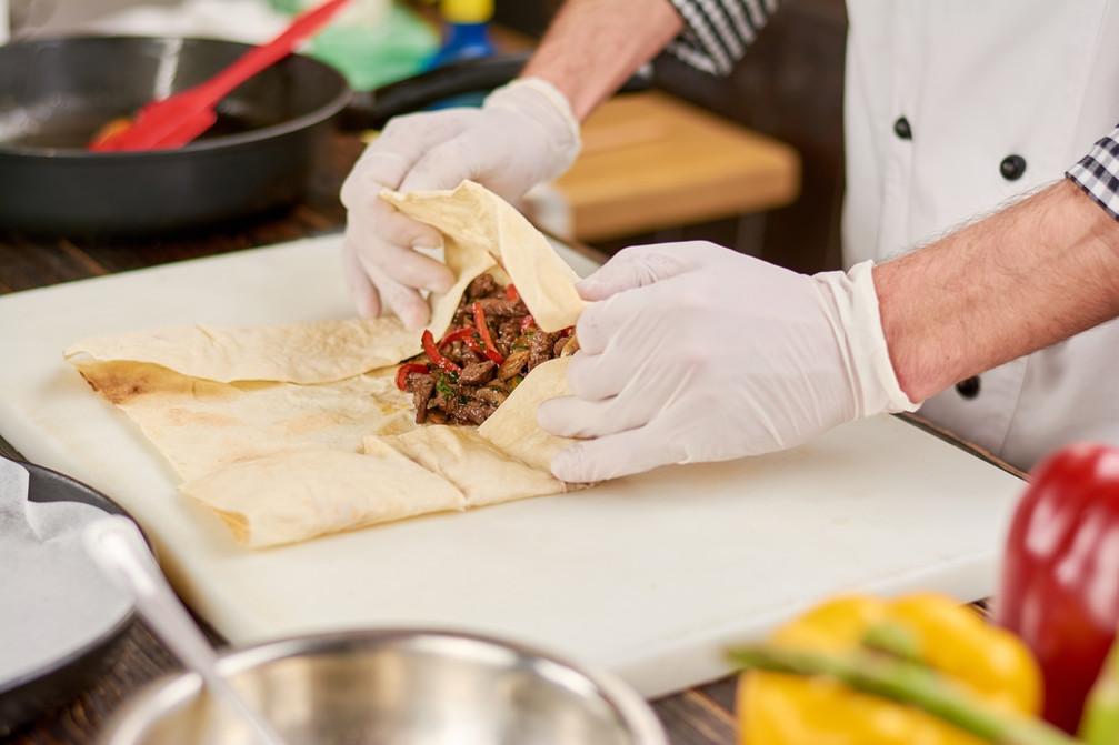 All Sizes Tortilla