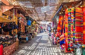 Markt von Marrakesch
