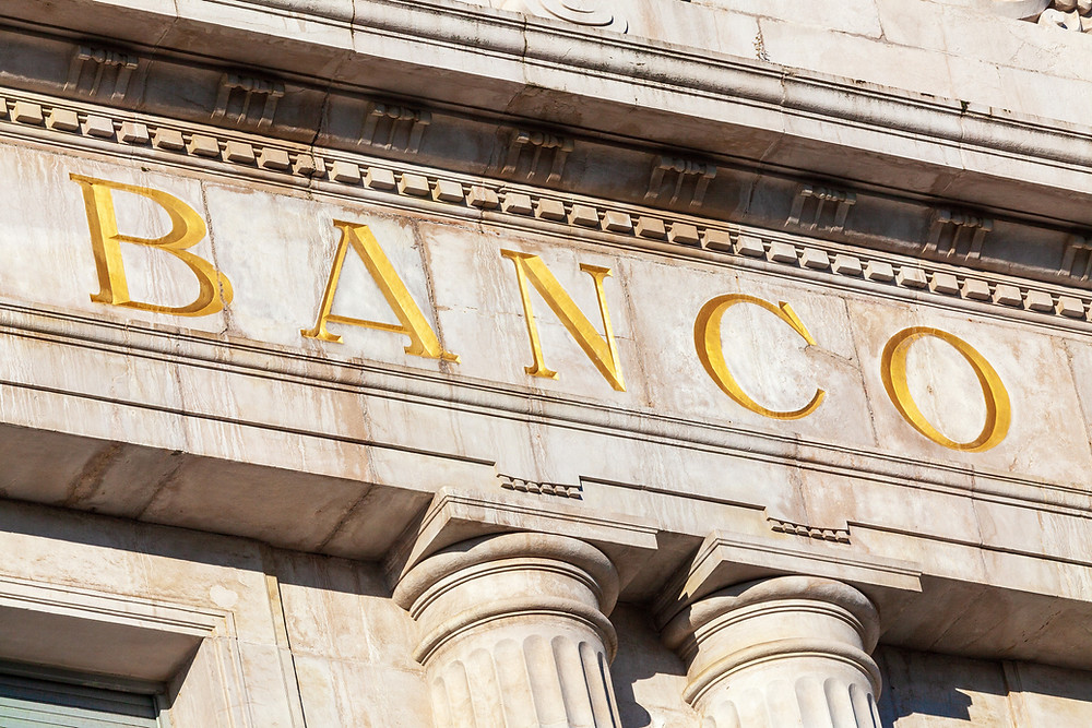 Symbolbild Bank