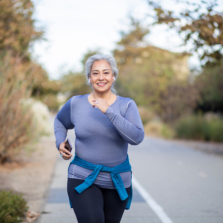 Running at 70 years old: Mo's running journey to better wellbeing