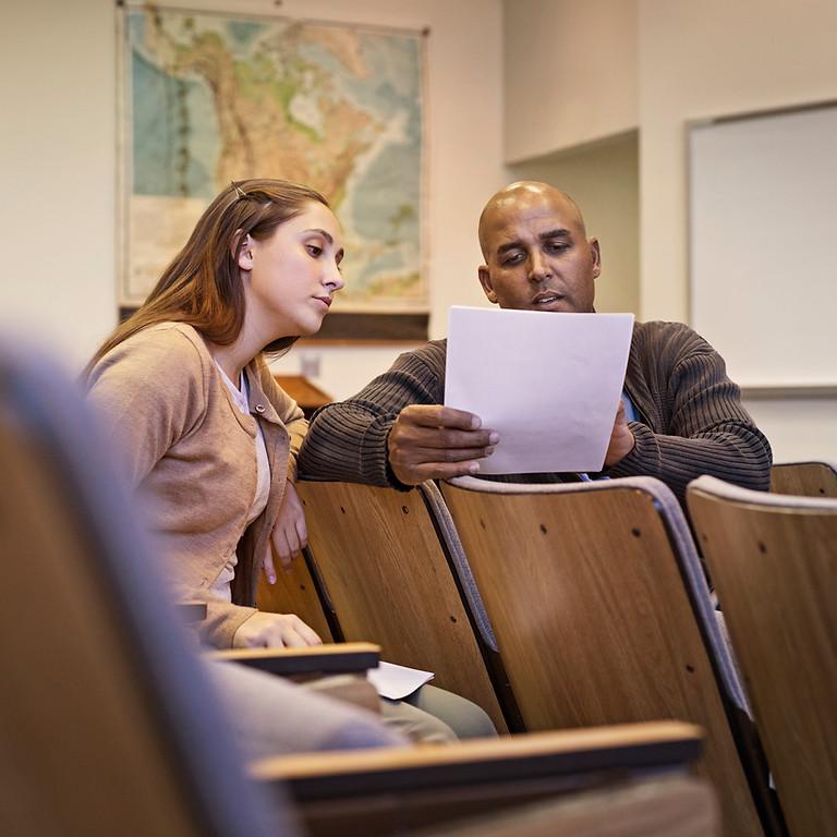 Impressing your Admission Officer: College Essay Workshop