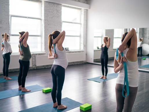 Pratiquer des activités physiques et sportives pendant la grossesse et après l'accouchement