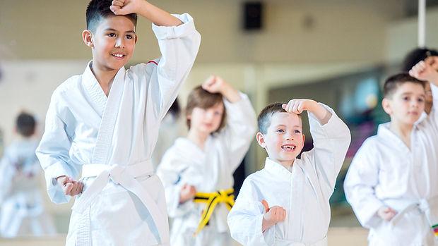 Martial Arts-Klasse in Poing - Kampfkunst für Kinder