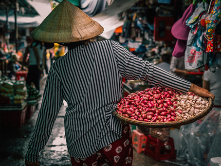 Why is the Vietnamese real estate market not necessarily as attractive as an investment