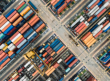 Will blockchain digitise global trade?