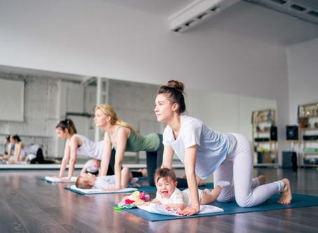5 Tips to Improve Postpartum Posture